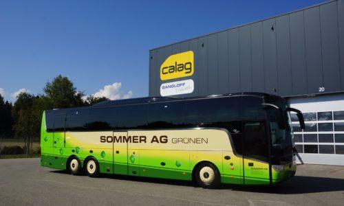 Fahrzeugbeschriftung Sommer Car