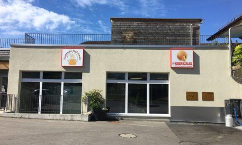 Gebäude- und Fassadenbeschriftung