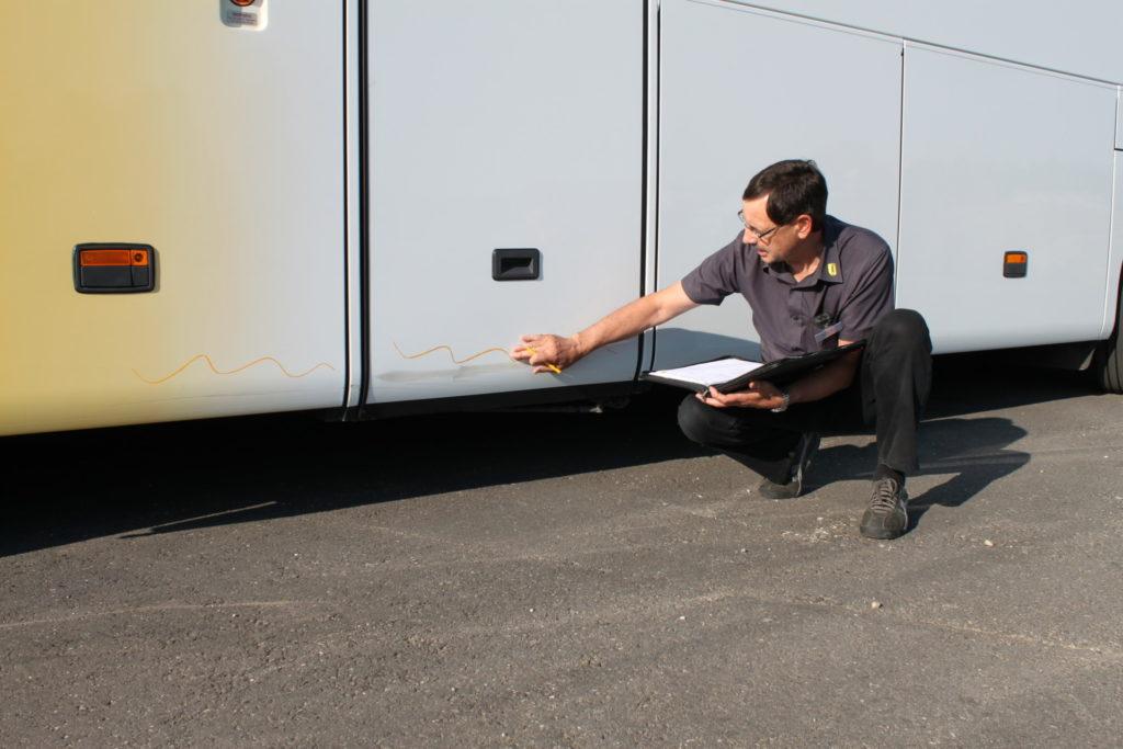 Carrosserie Reparatur Bus