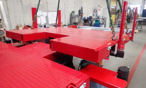 Spezialaufbauten Fahrzeugbau nach Kundenwunsch