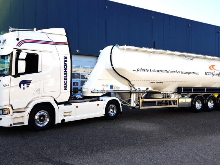 Silo- und Tankaufbauten
