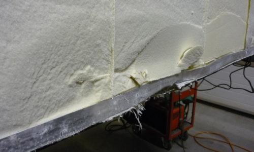 Reparatur Kühlfahrzeug