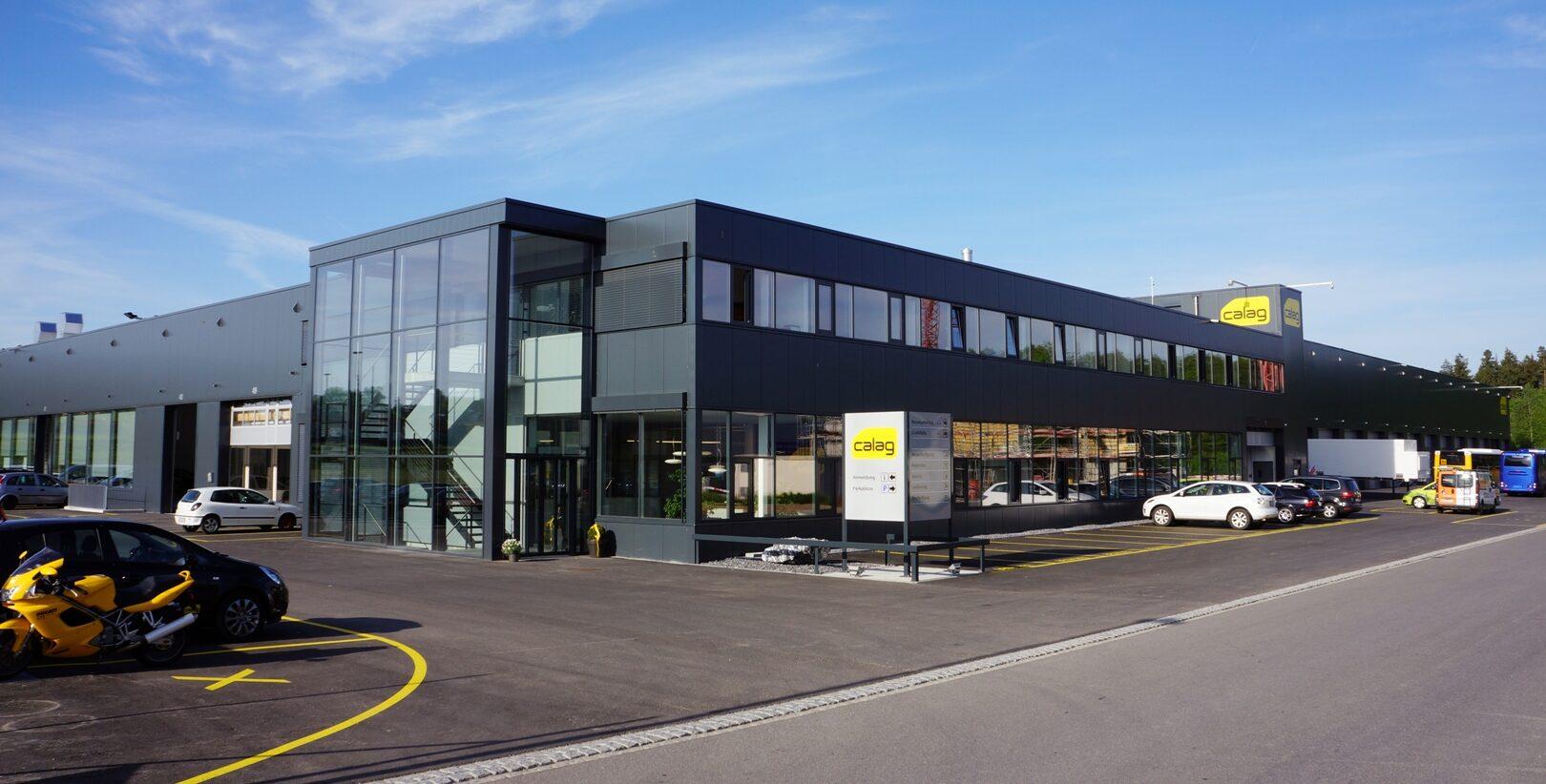 Calag Hauptsitz Langenthal