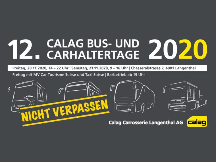 Bus Carhaltertage20